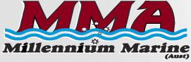 Millennium Marine Australia Logo