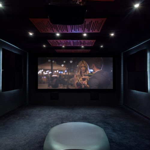 Home Theatre & Audio Visual