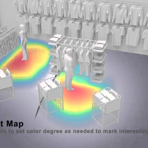 Heat Mapping Camera